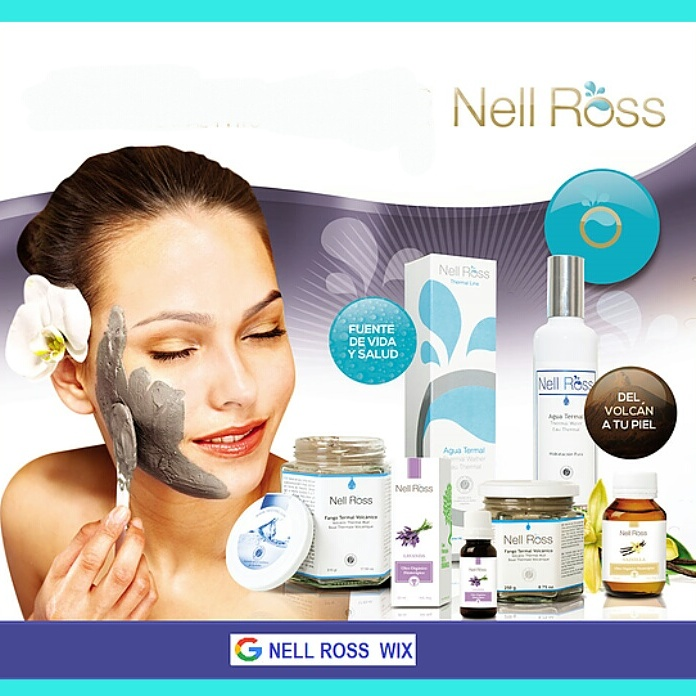 NELL ROSS Cosmética Termal Argentina