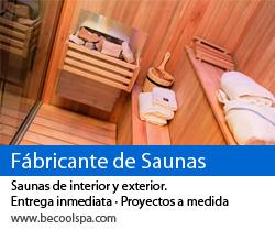 Saunas becool